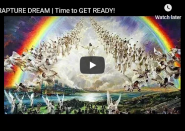 RAPTURE DREAM | Time to GET READY!