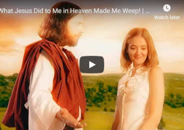 What Jesus Did to Me in Heaven Made Me Weep! | Ana Werner