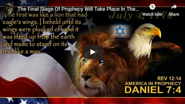 The Final Stage Of Prophecy Will Take Place In The Americas, Proven with Scriptures and Precepts!