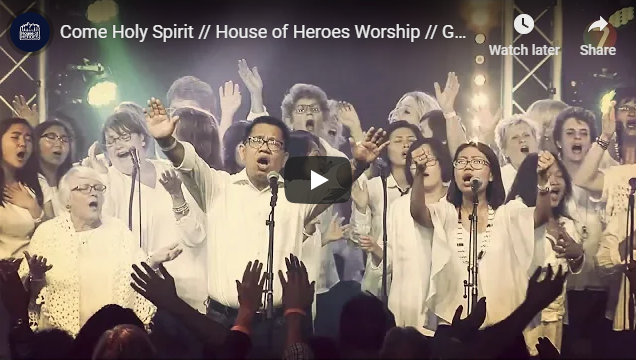 Come Holy Spirit // House of Heroes Worship // GMF Netherlands & Myanmar Choir
