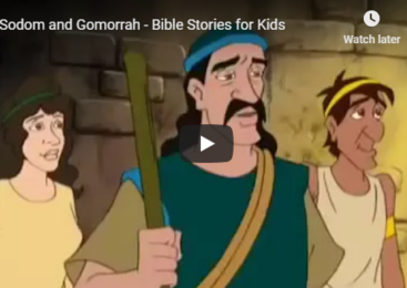 Sodom and Gomorrah – Bible Stories for Kids