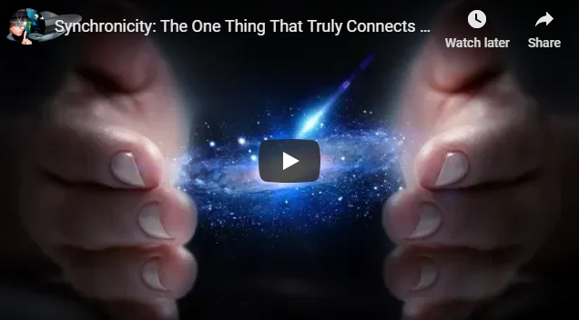 Synchronicity: The One Thing That Truly Connects Us To This Universe