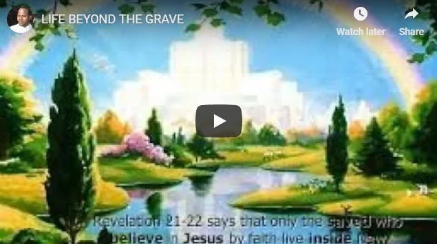 LIFE BEYOND THE GRAVE