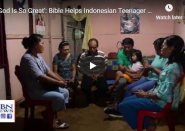 'God Is So Great': Bible Helps Indonesian Teenager Survive 49 Days at Sea