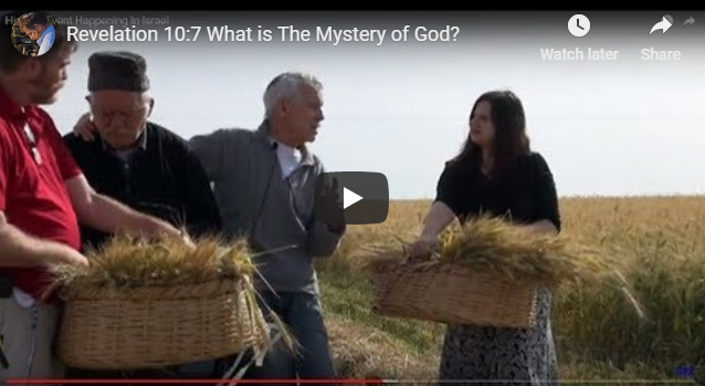 Revelation 10:7 What is The Mystery of God?