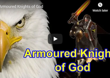 Armoured Knights of God