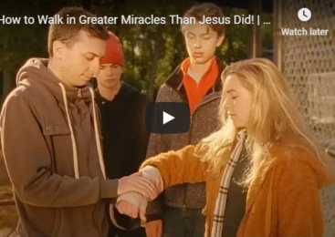 How to Walk in Greater Miracles Than Jesus Did! | Andrea di Meglio
