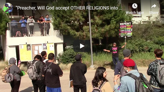 """""""Preacher, Will God accept OTHER RELIGIONS into His Kingdom?"""" Hard Facts!!"""