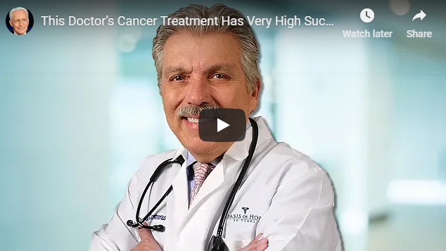 This Doctor's Cancer Treatment Has Very High Success Rate!