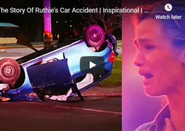 The Story Of Ruthie's Car Accident | Inspirational | Christian Motivational Speech