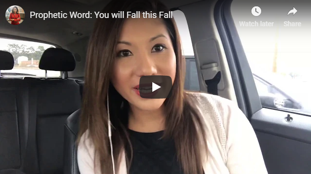 Prophetic Word: You will Fall this Fall