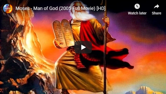 Moses – Man of God (2005 Full Movie) [HD]
