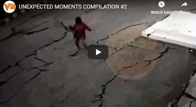 UNEXPECTED MOMENTS COMPILATION