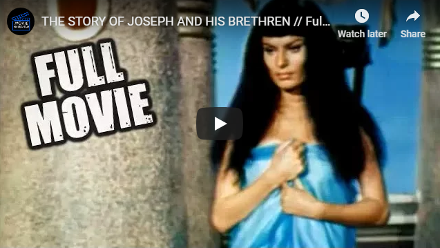 THE STORY OF JOSEPH AND HIS BRETHREN // Full Movie // Finlay Currie // English