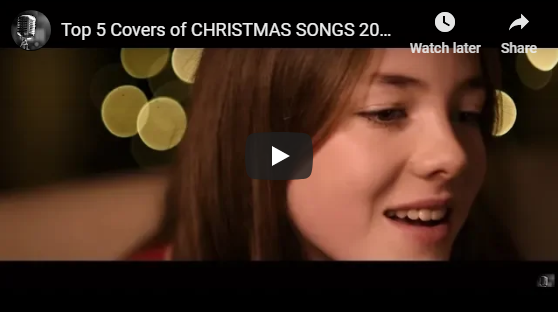 Top 5 Covers of CHRISTMAS SONGS 2018 | Best Cover Songs 2018 + Bonus Cover!!