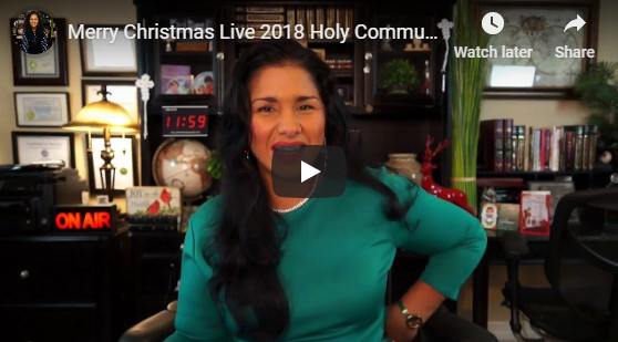 Merry Christmas Live 2018 Holy Communion Service