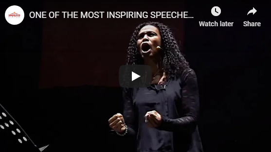 ONE OF THE MOST INSPIRING SPEECHES EVER!