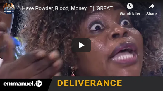 """I Have Powder, Blood, Money…"" 