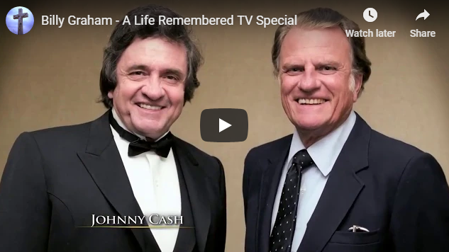 Billy Graham – A Life Remembered TV Special