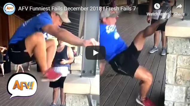 Funniest Fails December 2018