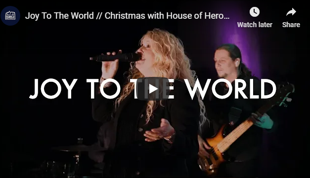Joy To The World // Christmas with House of Heroes Worship & the GMF Choir