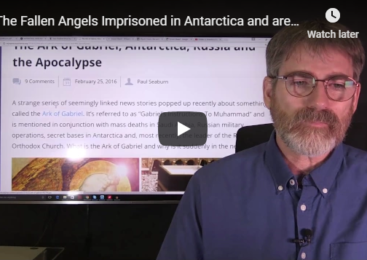 The Fallen Angels Imprisoned in Antarctica and are still Alive!