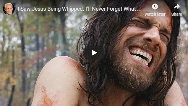 I Saw Jesus Being Whipped. I'll Never Forget What He Said to Me! | Lana Vawser