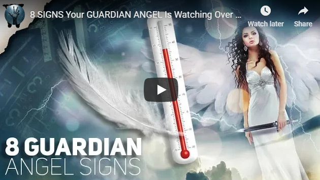 8 SIGNS Your GUARDIAN ANGEL Is Watching Over You