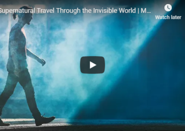 Supernatural Travel Through the Invisible World | Mike Schwartz