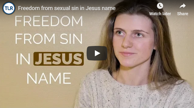 Freedom from sexual sin in Jesus name