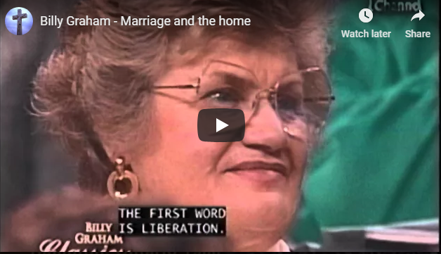 Billy Graham – Marriage and the home
