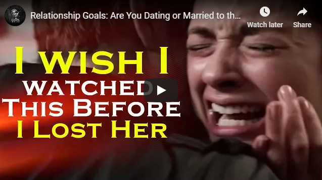 Relationship Goals: Are You Dating or Married to the Wrong Person (This Is So Powerful)