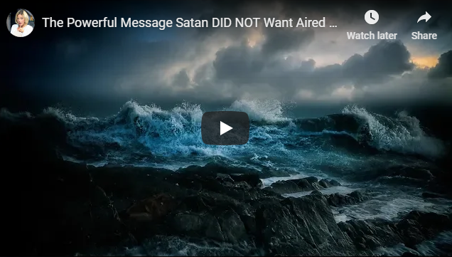 The Powerful Message Satan DID NOT Want Aired With Anita Fuentes