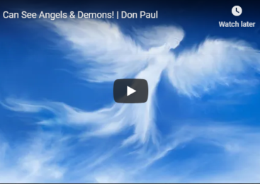 I Can See Angels & Demons! | Don Paul