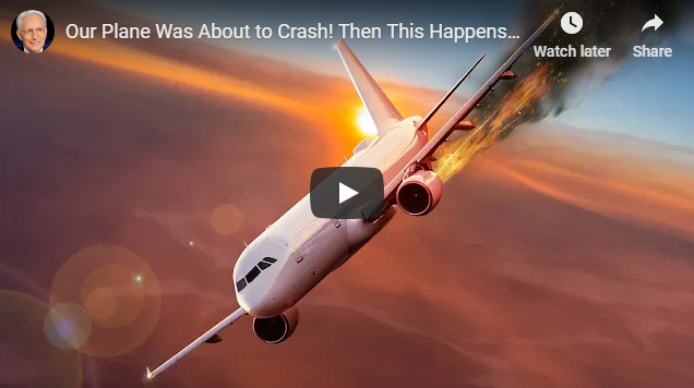 Our Plane Was About to Crash! Then This Happens…