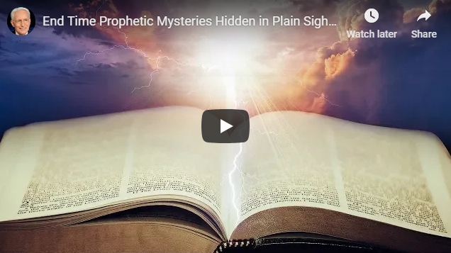 End Time Prophetic Mysteries Hidden in Plain Sight! | Michael Rood