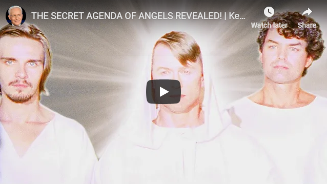 THE SECRET AGENDA OF ANGELS REVEALED! | Kevin Zadai