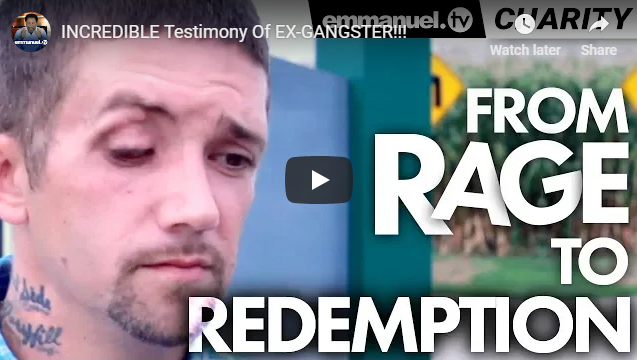 INCREDIBLE Testimony Of EX-GANGSTER!!!