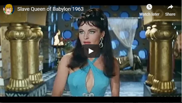 Slave Queen of Babylon 1963