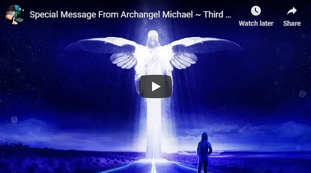 Special Message From Archangel Michael | Third Wave Energy and Karma, Reap What You Sow