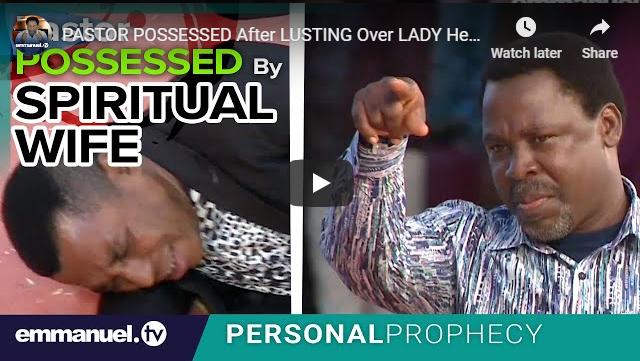 PASTOR POSSESSED After LUSTING Over LADY He PRAYED FOR!!!