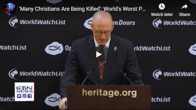 'Many Christians Are Being Killed': World's Worst Persecutors Revealed, 60,000 Christians in Concent