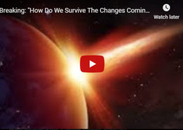 """Breaking: """"How Do We Survive The Changes Coming"""" Locust, Hail, Floods, GMO"""