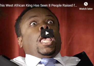 This West African King Has Seen 8 People Raised from the Dead! | Kingsley Fletcher