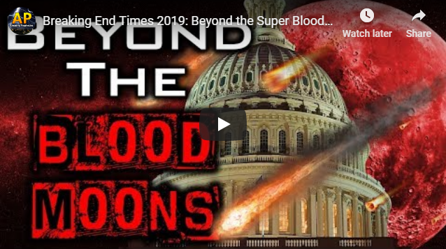 Breaking End Times 2019: Beyond the Super Blood Moon – 10 Sudden Changes Coming to America!!