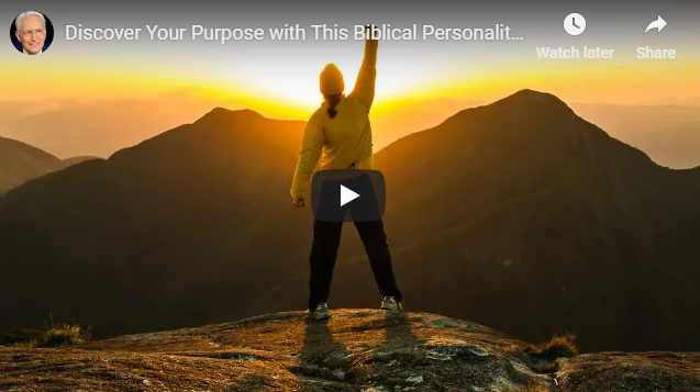 Discover Your Purpose with This Biblical Personality Test! | Dr. Sandy Kulkin