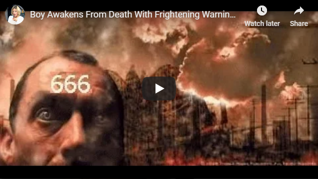 Boy Awakens From Death With Frightening Warning From God-Get Prepared Now!