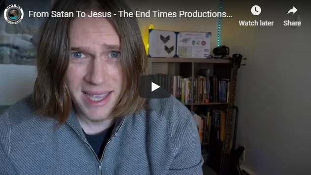 From Satan To Jesus – The End Times Productions Story (Christian Testimony)