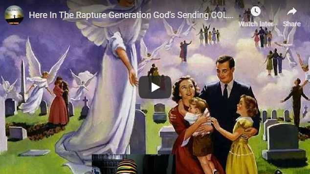 Here In The Rapture Generation God's Sending COLDEST & HOTTEST Weather In A Generation! Coincidence?