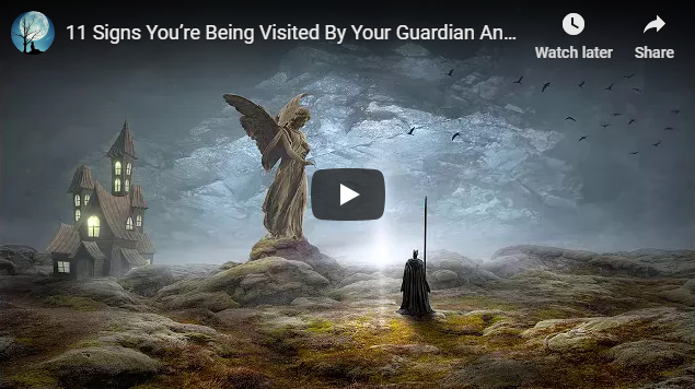 11 Signs You're Being Visited By Your Guardian Angel